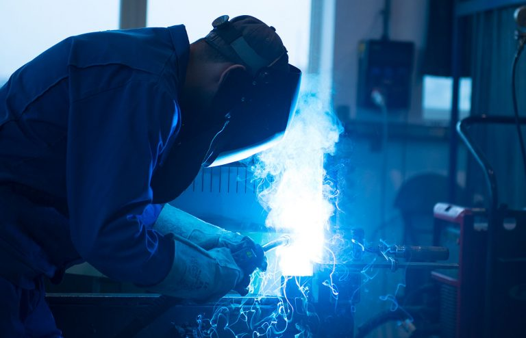 Welding and welded structures
