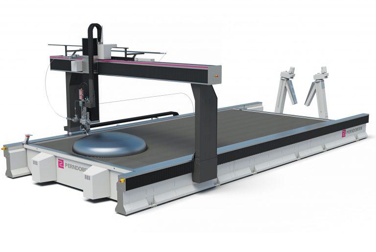 Waterjetcutting machine WJC 3D