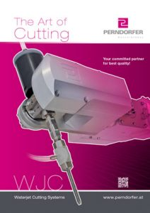Broschüre The Art of Cutting Cover