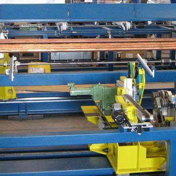 Sondermaschinen Kupferrohr-Fertigung