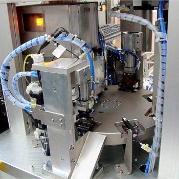 Perndorfer-Sondermaschinen Laserbeschriftung