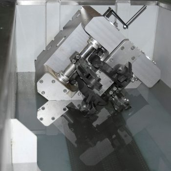 Variable clamping head